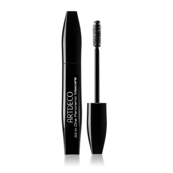 All in One Panoramic Mascara tusz do rzęs 01 Black 10ml