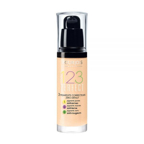 123 Perfect Foundation podkład ujednolicający 51 Light Vanilla 30ml