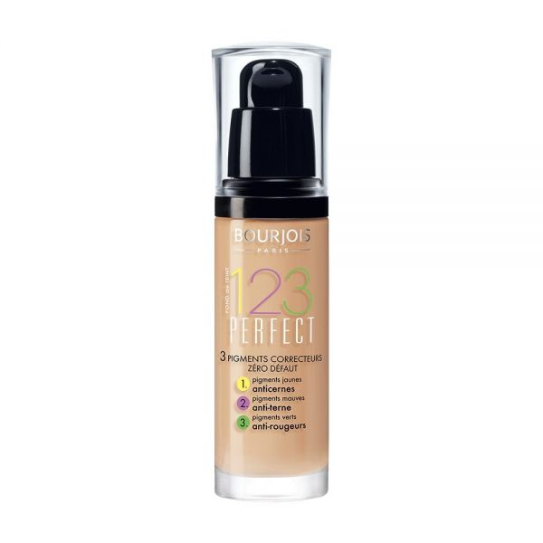 123 Perfect Foundation podkład ujednolicający 53 Light Beige 30ml