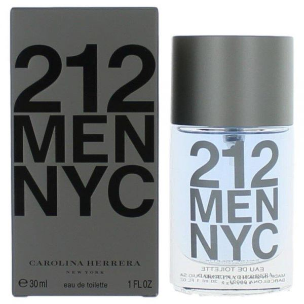 212 Men NYC woda toaletowa spray 30ml