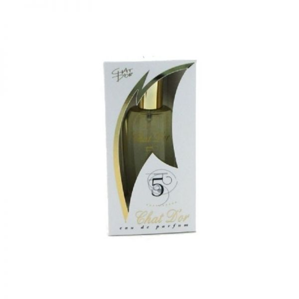 Chat d'or chat d'or 5 woda perfumowana spray 30ml