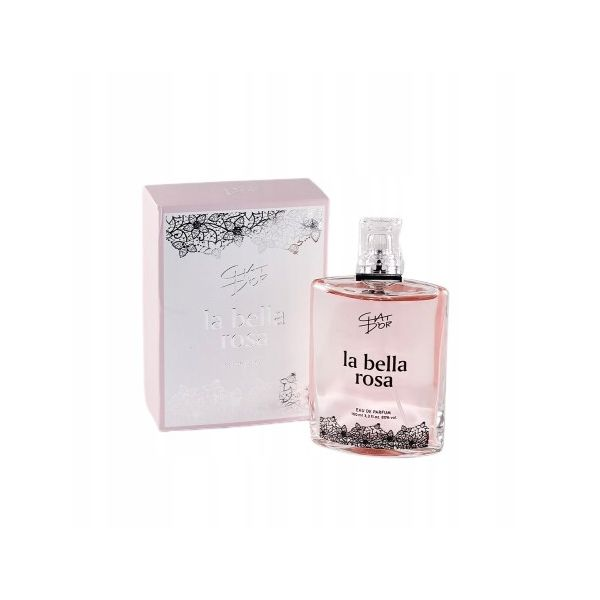 Chat d'or la bella rosa woman woda perfumowana spray 100ml