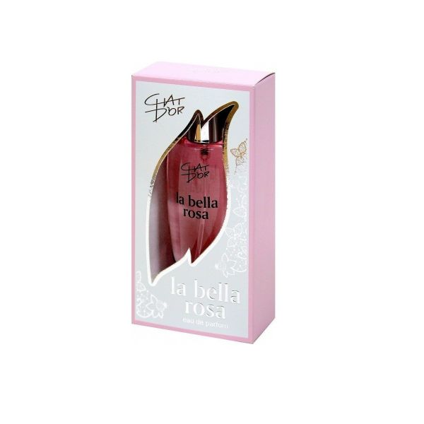 Chat d'or la bella rosa woman woda perfumowana spray 30ml