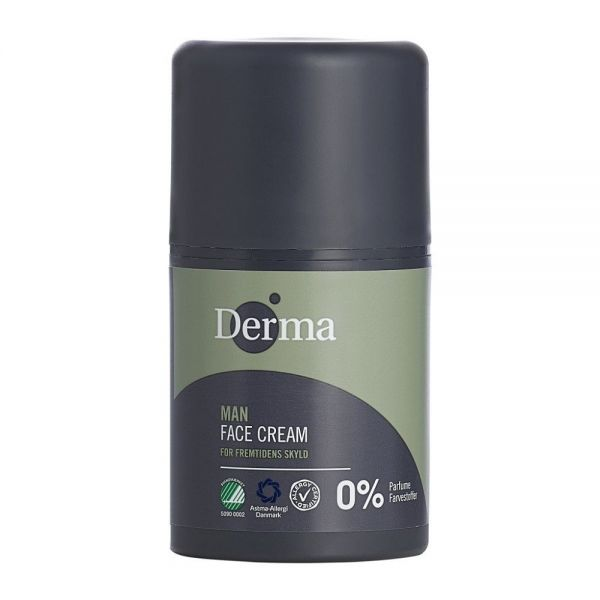 Derma man face cream krem do twarzy 50ml