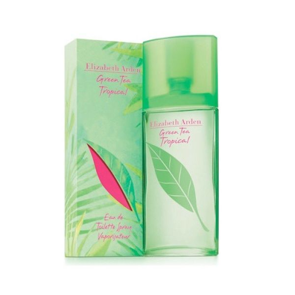 Elizabeth arden green tea tropical woda toaletowa spray 100ml