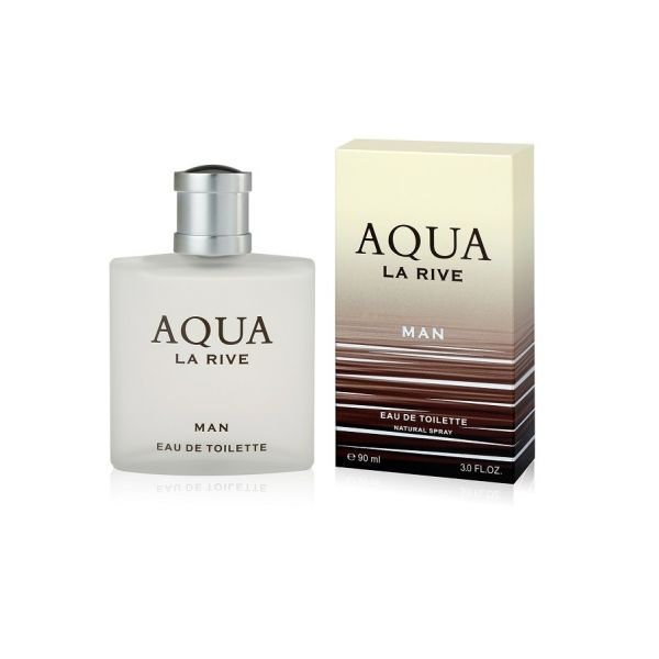 La rive aqua for man woda toaletowa spray 90ml