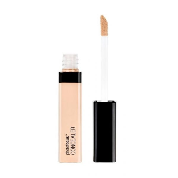 Wet n wild photo focus concealer korektor wygładzający light ivory 8.5ml