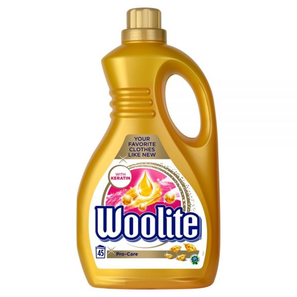 Woolite pro-care płyn do prania z keratyną 2700ml